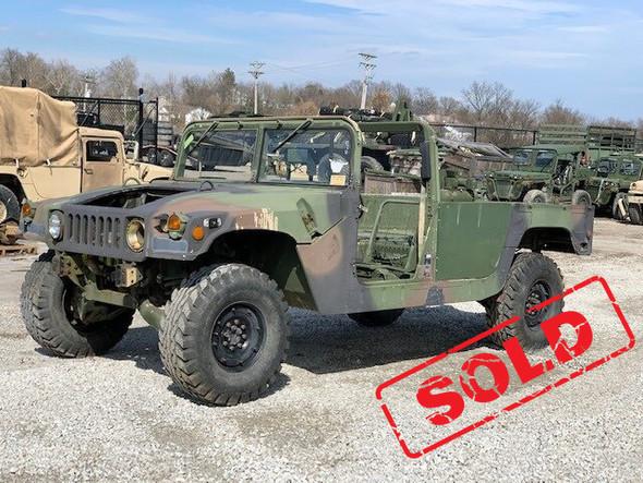 1989 M998 Humvee/HMMWV