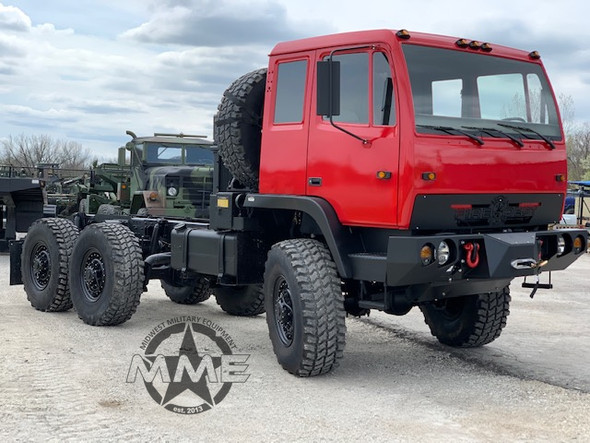 LMTV/MTV/FMTV Cab & Chassis Truck Builds