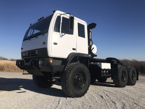 BUILD YOUR OWN MTV 5 TON 6X6