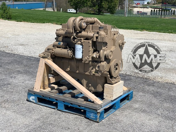 8.3L 6 CTA Cummins Engine Good Used Take Out