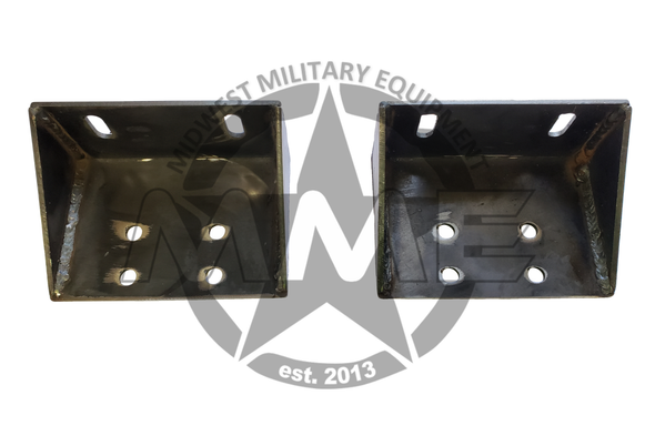 Airlift Bumper Rear Support Bracket Replacement for HMMWV/HUMVEE