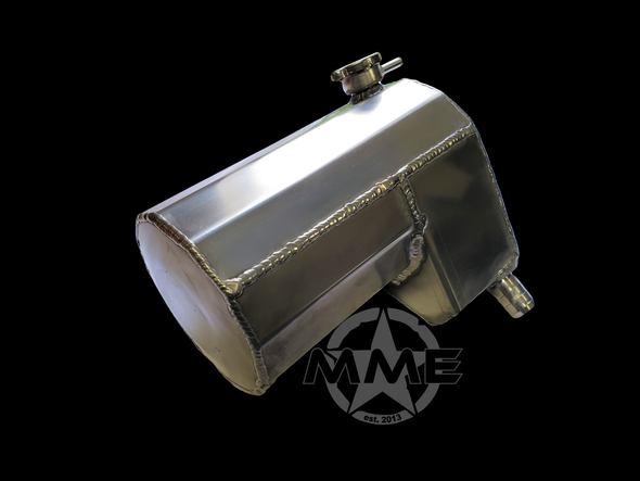 Aluminum Coolant Surge Tank For HMMWV Humvee M998 12340061