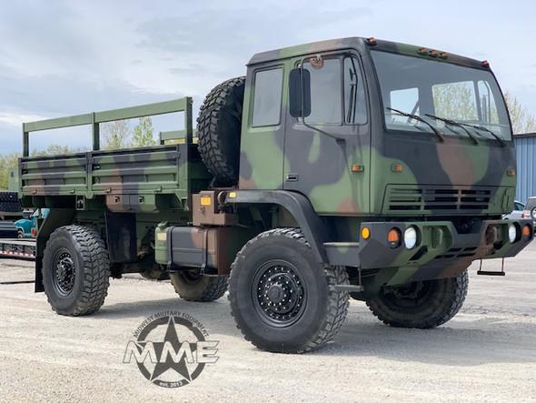 1996 Stewart & Stevenson M1078  2 1/2 Ton Cargo Truck 4X4