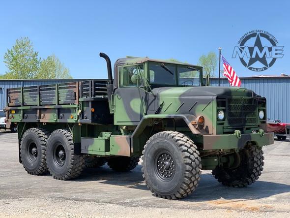 1990 BMY 5 Ton M923a2 Military 6X6 Cargo Truck