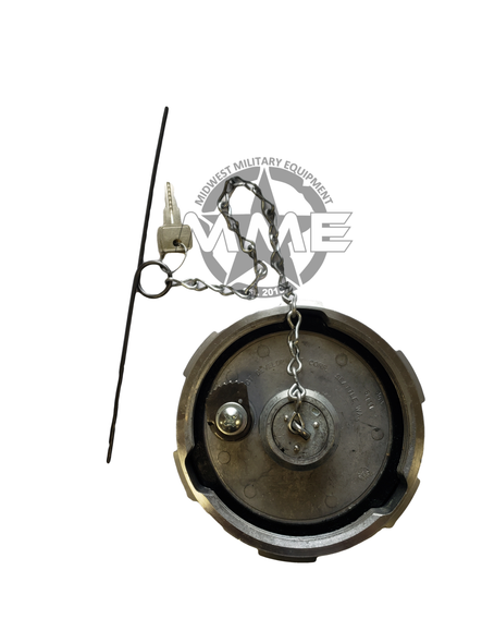 Locking Fuel Cap For M939 and LMTV/MTV Trucks