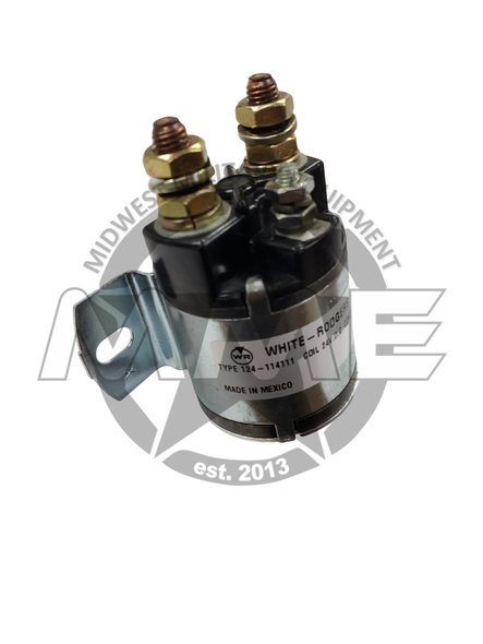 REPLACMENT LMTV/MTV AUXILIARY STARTER SOLENOID