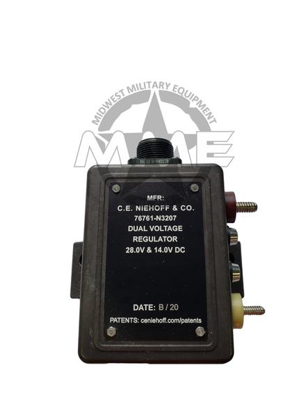 CE Niehoff N3207 Voltage Regulator 76761-N3207