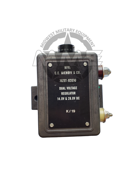 CE Niehoff N3030 Voltage Regulator 76761-N3030