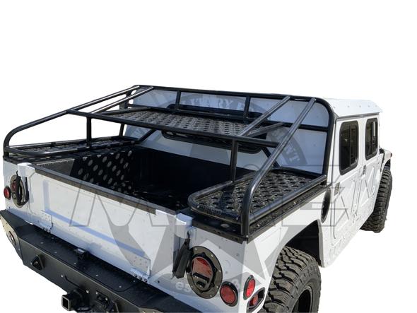 Baja Spare Tire OR Cargo Rack for HMMWV/ Humvee/ H1