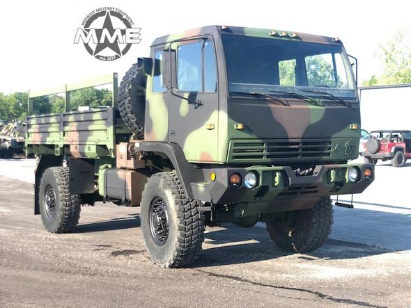 1994 Stewart & Stevenson M1078  2 1/2 Ton Cargo Truck 4X4