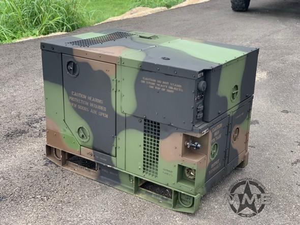 FERMONT MEP-802A 5KW Military Diesel Generator 60 HZ