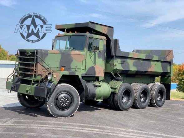 Am General M917 20 TON 8X6 MILITARY DUMP TRUCK