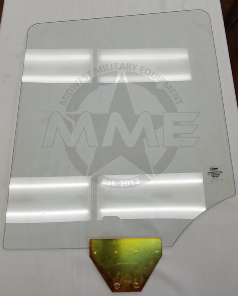 LMTV/MTV Driver Side Door Window Glass