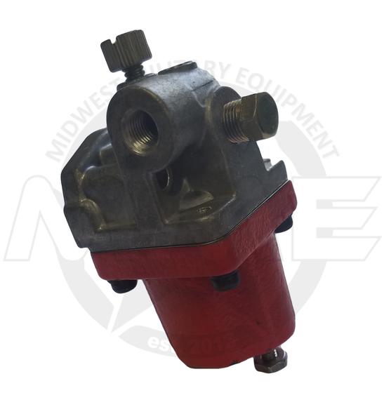 M900 Series Fuel Shutoff Solenoid for Cummins NHC 250 (24V)