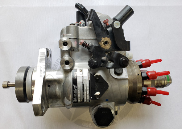 Injection Pump 6.5 TURBO for Humvee Reman