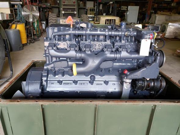 Complete Cummins NHC 250 855ci Diesel Engine M939