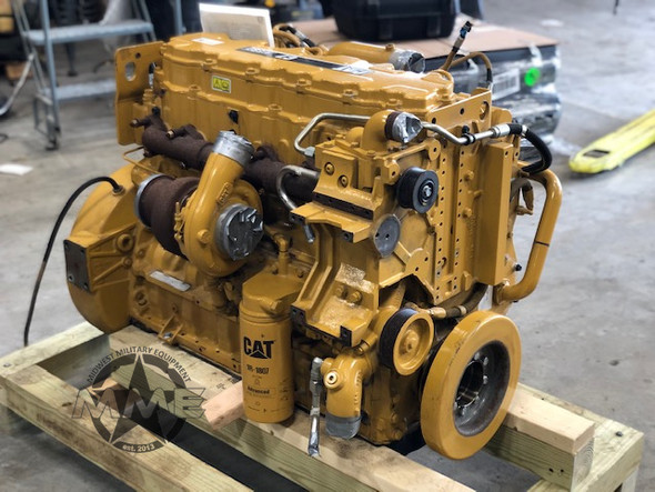 CATERPILLAR C7 7.2L DIESEL ENGINE Only 32 Hours