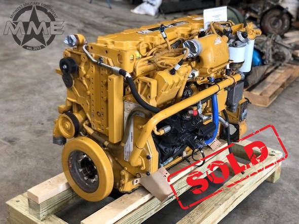 CATERPILLAR C7 7.2L DIESEL ENGINE Only 32 Hours