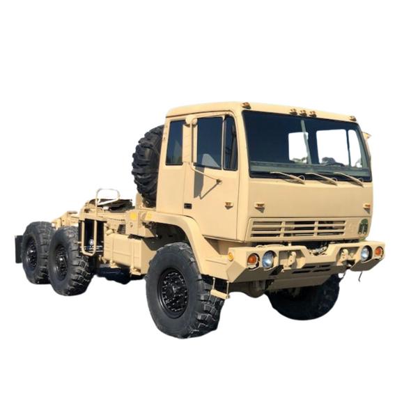 1998 Stewart & Stevenson M1088 Military MTV 5 Ton 6x6 Tractor Truck