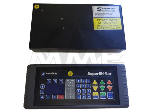SuperFlow 4L80E Transmission Tester Super Shifter For Hummer HMMWV