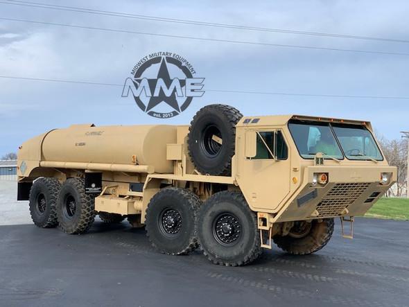 1991 Oshkosh M978 Hemtt Fuel Tanker Truck 8x8