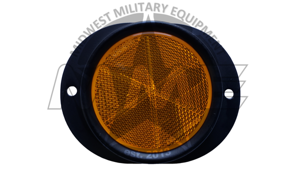 Black Replacement Reflector Kit For Humvee or M1078