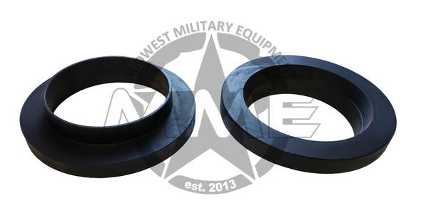 Pair of Coil Spring 2'' Spacer for HMMWV/H1