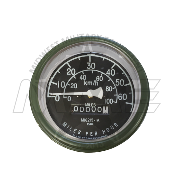 Replacement Speedometer Gauge 0-60