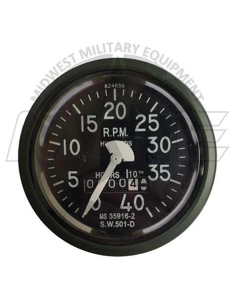 Replacement Tachometer Gauge