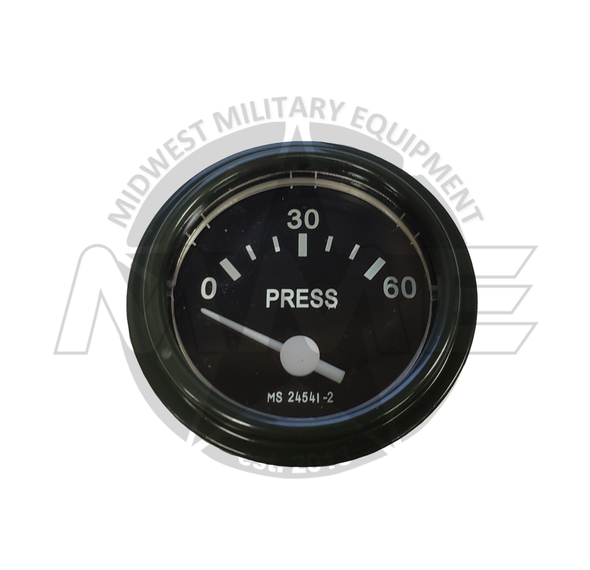 Replacement Oil Gauge 60PSI