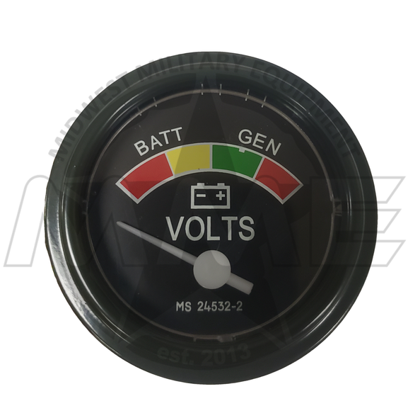 Replacement Voltage Gauge