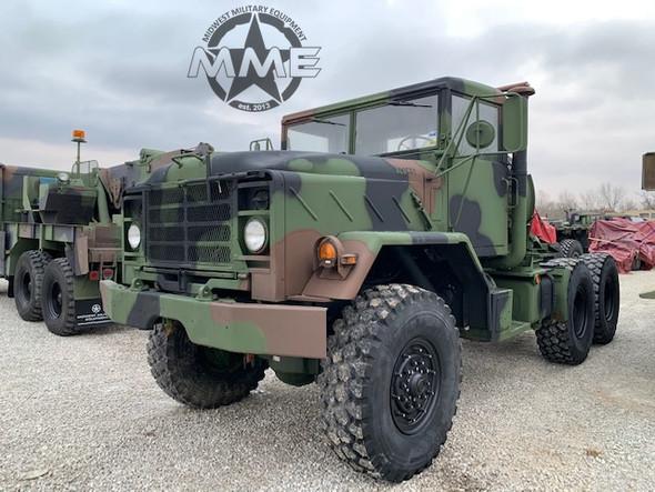 2008 Rebuild Am General M931A1 5 TON MILITARY 6 X 6 Semi Truck