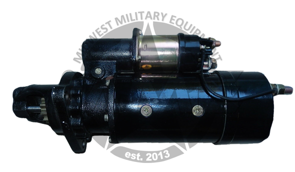 Remanufactured Engine Starting Motor For M939A2 Trucks