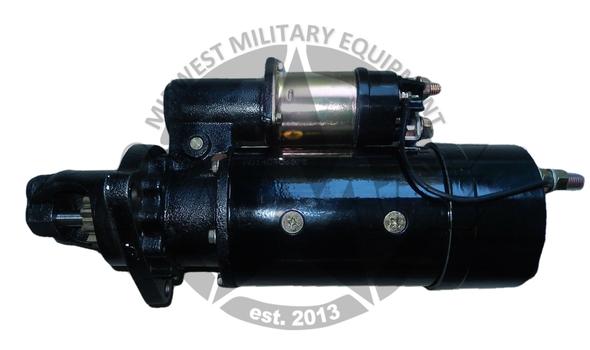 Remanufactured Starter Motor For M939A1 Trucks NHC 250 Cummins