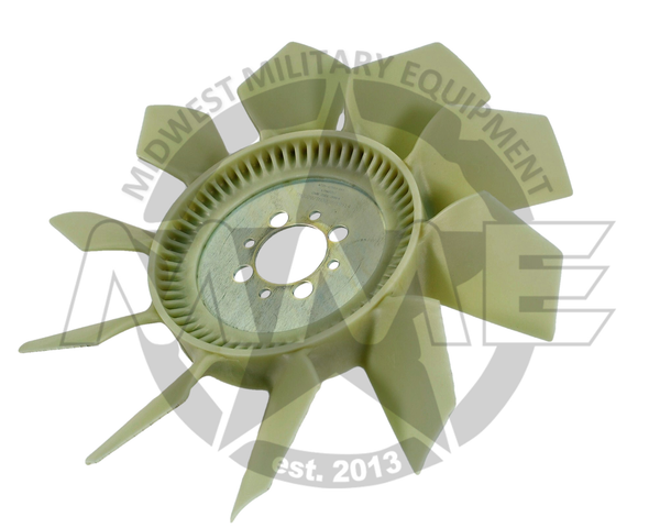 Replacement Cooling Fan Blade for Humvee (A2)