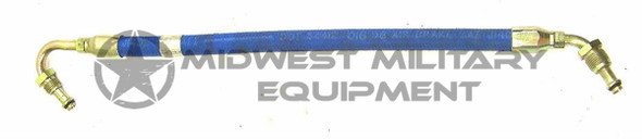 Replacement High Pressure Hose Hydro-boost to Steering Gear HMMWV