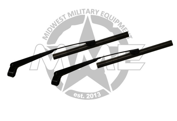 Humvee Wiper Arm and Blade Kit