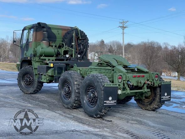 2005 Stewart & Stevenson M1088A1 5 Ton 6x6 Military Semi Truck