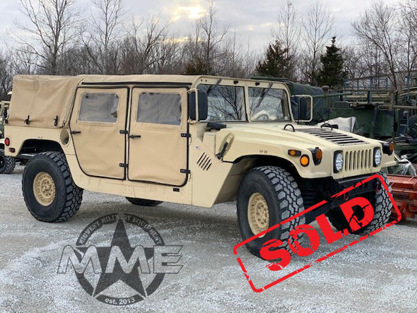 2007 Maine Rebuild M998 AM GENERAL 1 1/4 Ton HMMWV HUMVEE