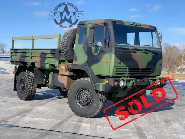 1994 Stewart & Stevenson M1078  2 1/2 Ton Cargo Truck