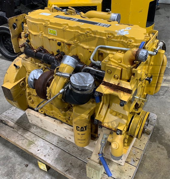 7.2L CATERPILLAR C7 DIESEL ENGINE