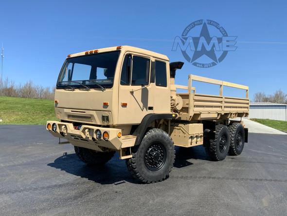 2002 Stewart & Stevenson M1083a1 MTV 5 Ton 6X6 Military Cargo