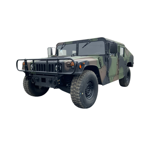 2004 Am General M1045a2 Slant Back Humvee 624 Miles!! 4 Speed