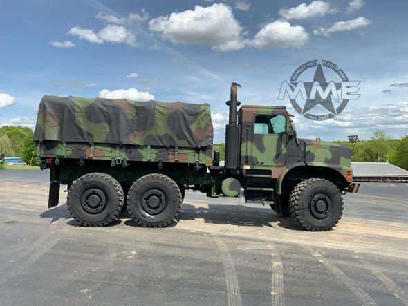 2003 Oshkosh MK23 MTVR 7 Ton 6x6 Cargo Truck