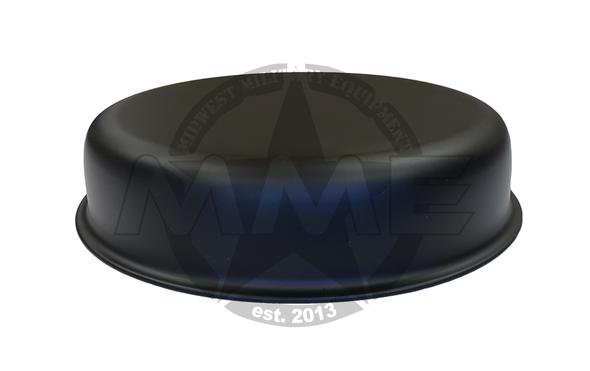 Replacement Air Intake Weather Cap (Black)