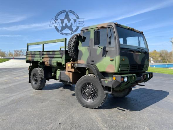 1997 Stewart & Stevenson M1078  2 1/2 Ton Cargo Truck
