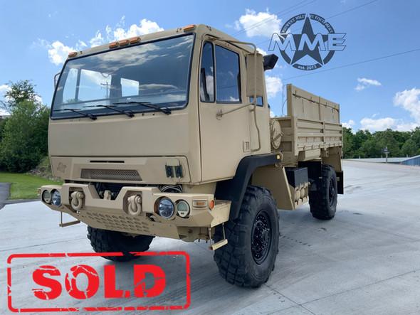 2006 Stewart & Stevenson M1078A1 R  LMTV 2 1/2 Ton Military Cargo