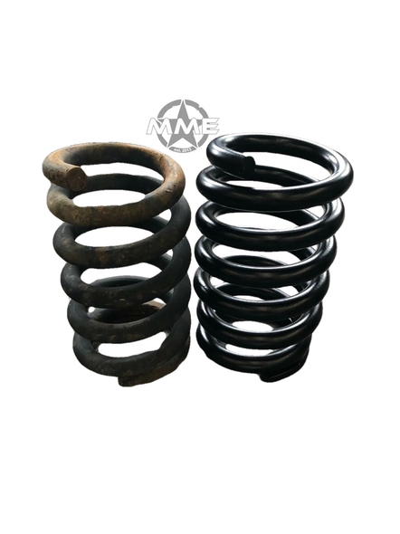 """LEVELING SPRINGS FOR HMMWV/ HUMVEE/ H1 (REARS ONLY) 30% LIGHTER, 1.5""""-2"""" LIFT"""