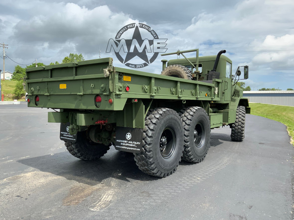 Am General M923a1 5 Ton Military 6X6 Cargo Truck W/Hardtop