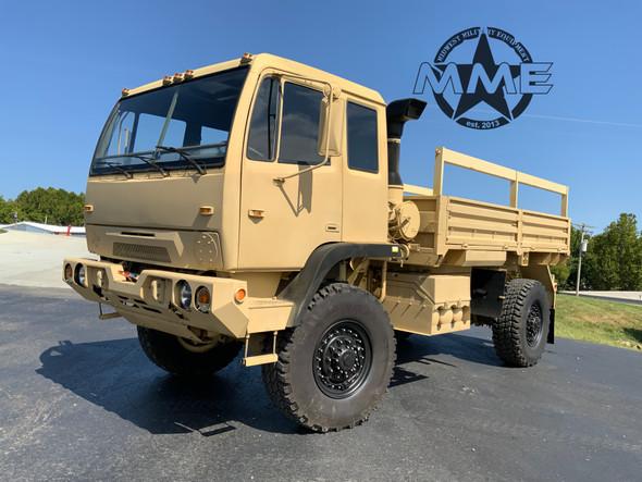 1998 Stewart & Stevenson M1078 4X4 2 1/2 Ton Cargo Truck